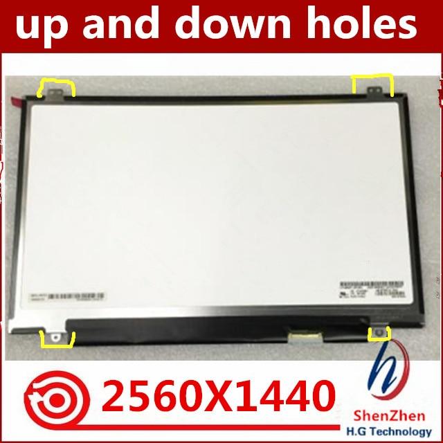 "SP LP140QH1-SPB1 14/"" 2560 x 1440 Slim LED LCD Screen Display LP140QH1 B1"
