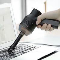 Portable Mini Handheld USB Wireless Keyboard Cleaner Brush Laptop Desktop PC Computer Brush Dust Cleaning Cleaning Tool