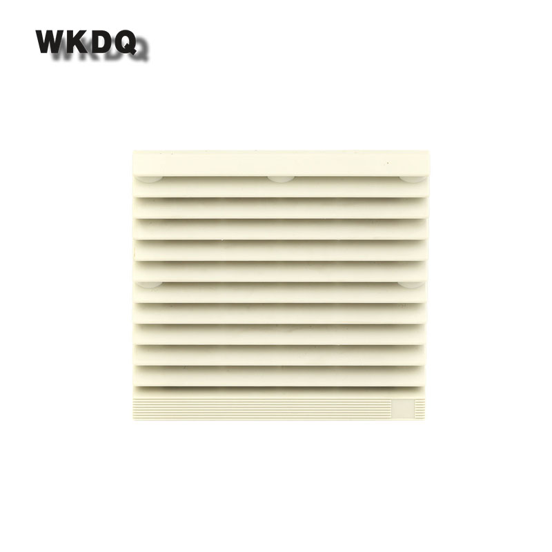 FK-9803-300 Cabinet Ventilation Filter Set Shutters Cover Fan Waterproof Grille Louvers Blower Exhaust  Filter Without Fan
