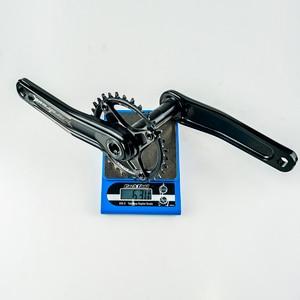 Image 5 - ZRACE אבן קשה 1x10 11 12 מהירות Crankset עבור MTB XC/AM/DH/FR 170/ 175mm, 32 T/34 T, BB83, BB68/73 Crankset S RAM נשר