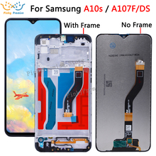 100% Tested 6.2 For Samsung Galaxy A10s lcd Digitizer A107F/DS A107 Display Touch Screen Digitizer For Samsung A10S lcd