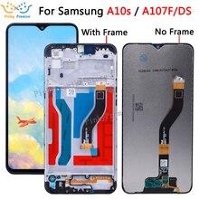 100% testé 6.2 pour Samsung Galaxy A10s lcd numériseur A107F/DS A107 écran tactile numériseur pour Samsung A10S lcd