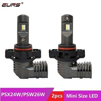 Lámpara Led para faros de coche, foco antiniebla automático, 9005 K, 10000LM,...