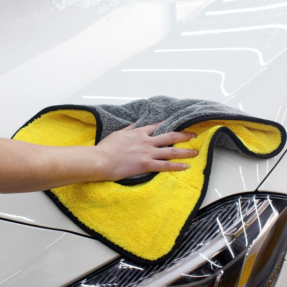 30*30 Toalla de lavado para la limpieza del coche cepillo de detalles de microfibra para coche arcilla azul para coches coche limpio de Microfibra de Toalla Trendyol bucle detallada Fondo de Bikini TBESS20BA0330