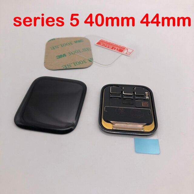 新しい液晶ディスプレイ時計 5 タッチスクリーン apple 腕時計シリーズ 5 液晶シリーズ S5 44 ミリメートル 40 ミリメートル pantalla 交換
