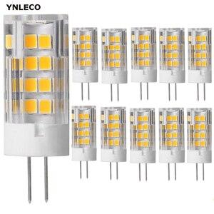 10 Pack G4 LED Bulb 220V 110V
