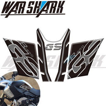 New sticker motorcycle fuel tank cover side protection For BMW R1200GS R 1200 GS 2005-2012