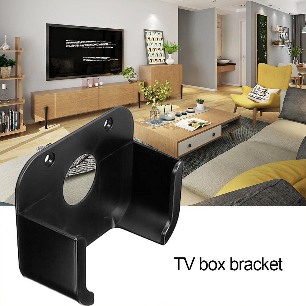 GloryStar Wall Mount Bracket Holder Case For Apple 4 Box Player Media TV TV J9I7