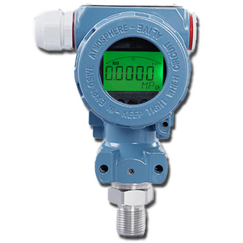 Explosion-proof diffused silicon 2088 pressure transmitter digital display hammer type pressure sensor 4-20ma output rs485