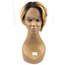 Pixie Wig Human Hair Pixie Cut Wig Short Wavy Hair Bob Hair Wigs Lace Front Wig Lace Front Human Hair Wig Cheap Human Hair Wig