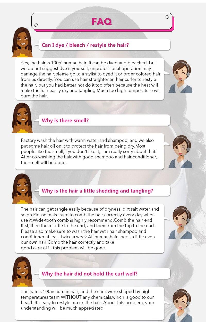 100% cabelo humano pré arrancado transparente para preto feminino atacado