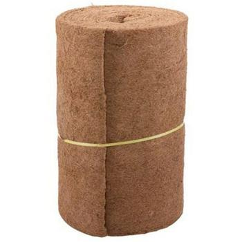 Hot Sale ! 85cm Coconut Mat Natural Coconut Coco Liner Bulk Roll Coconut Palm Carpet For Wall Hanging Baskets Flowerpot Mat