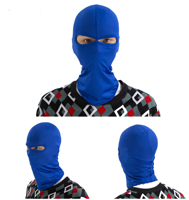 Motorcycle face mask Fleece Balaclava Winter for Mascarilla Ghost Mask Mask Moto Motorcycle Neck Mask Helmet Wind Mask 5