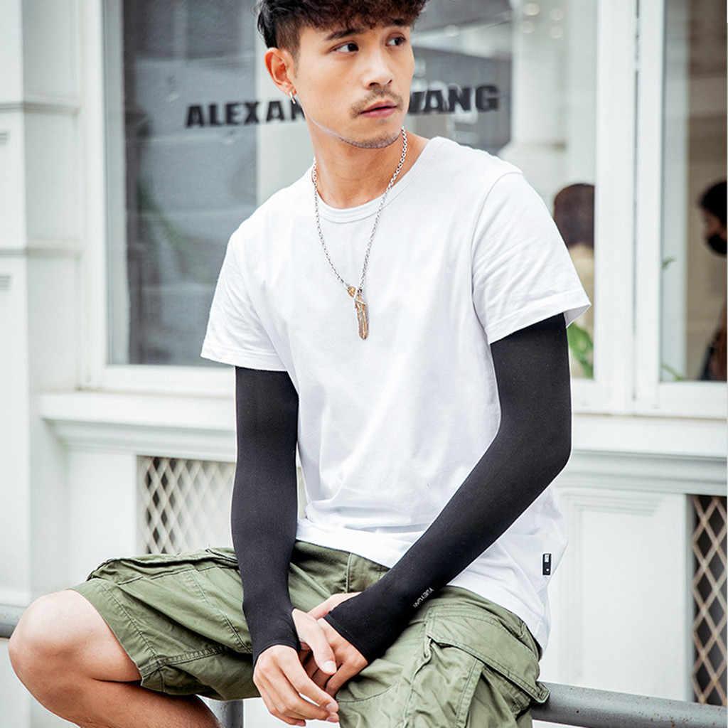 2PCS גברים נשים זרוע שרוולים קיץ שמש הגנת UV רכיבה על אופניים ריצה דיג Clambing נהיגה זרוע כיסוי מכירה לוהטת Dropshipping