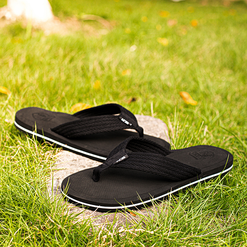 Summer Men Flip Flops High Quality Comfortable Beach Sandals Shoes for Men Male Slippers Plus Size 47 Casual Shoes Free shipping 5