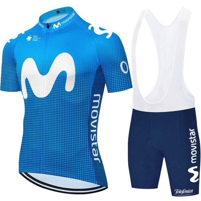 Equipe filmes camisa de ciclismo masculina, conjunto maillot, camisa de ciclismo, jersey masculina, verão, bicicleta, 2020 mtb b 6