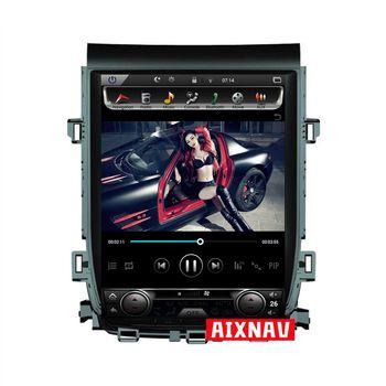 "12.1"" HD Android 6.0 Car radio Car Multimedia Player For Toyota Alphard DVD 1 Din Navigation GPS 32G ROM 2010- 2014 autoradio"