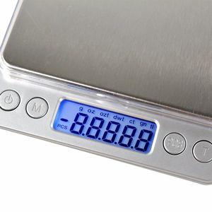 Image 3 - 500g x 0.01g Digital Pocket Jewelry Weight Electronic Balance Gram Scale