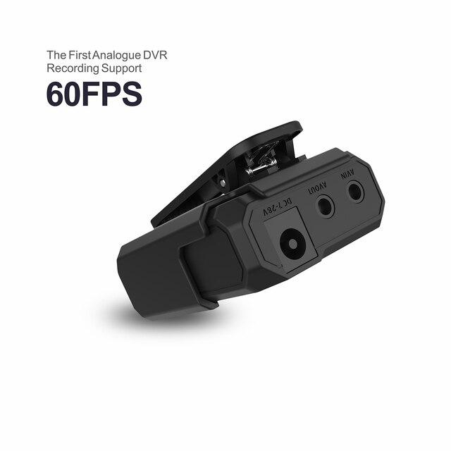 FXT DVR premier analogique 60fps DVR 720*576 WiFi Support en temps réel système Android et IOS pour modèle RC