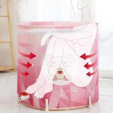 Антилопа Ванна бочка для взрослых и детей складная детская Ванна бочка и утолщенная Бытовая большая ванна бочка
