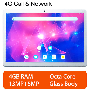 Global Cheap 4G Call 10.1 inch laptop Tablet 10.1 13MP tablet android GPS gaming pc Tablets Glass cover octa core tablet 4GB RAM 10 1 inch official original 4g lte phone call google android 7 0 mt6797 10 core ips tablet wifi 6gb 128gb metal tablet pc