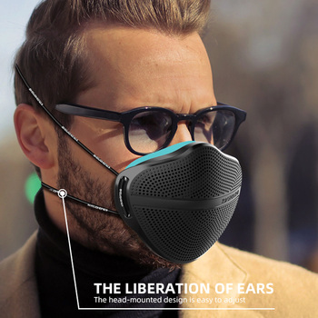Kanshouzhe XL Mask Washable Mask Face Protection Mask Mouth And Nose Separation Safety Dust Mouth Cap Suitable For Smokers New