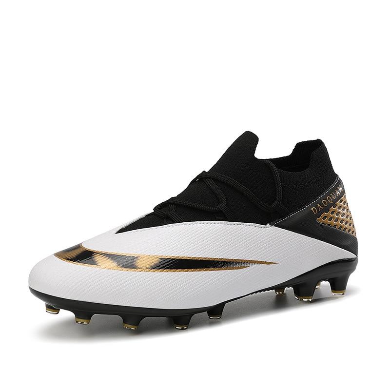 New Unisex Football Boots Men Soccer