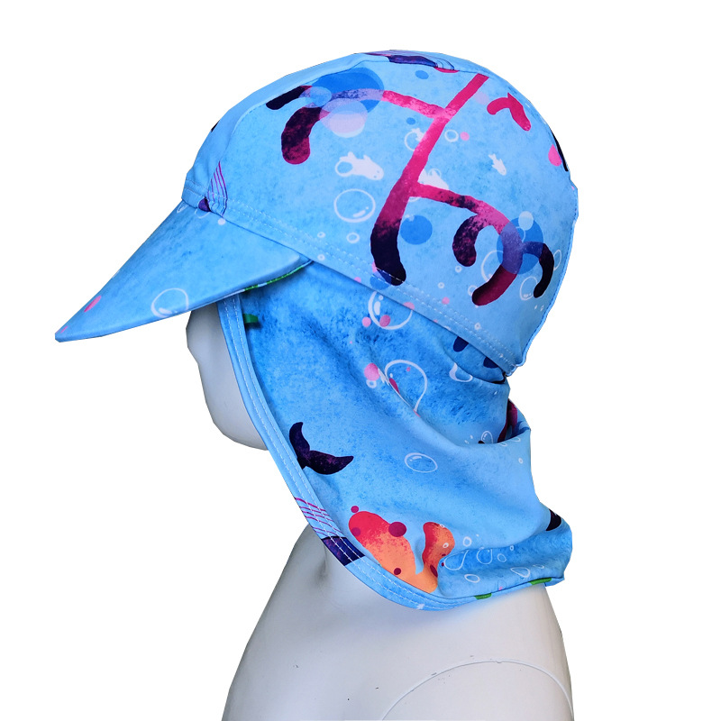New Style Hot Sales KID'S Swimwear Topee Sun-resistant Devils Cap Cartoon For Both Men And Women One Size BOY'S GIRL'S Swimming