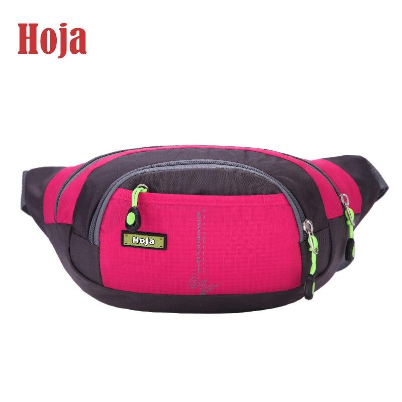 Высокое качество Красочные Модные панельные форменные поясные пакеты для женщин и мужчин телефон сумка для денег ремень подушка сумка
