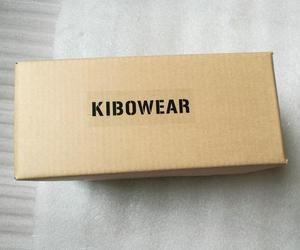 Image 4 - Kibowear לאאודי A3 S3 8P A4 B7 B6 A6 S6 4F C6 צד מראה כובעי מכסה S3 S4 s6 A3 Sportback כסף מט Chrome 2002 2004 2008