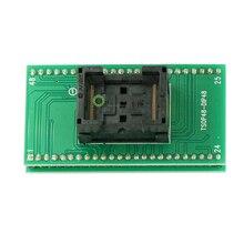 TSOP 48 TSOP48 programista dla DIP48 gniazdo adaptera dla TNM 5000 programista programator USB rocznego podatku drogowego i podatku rejestracyjnego 809F