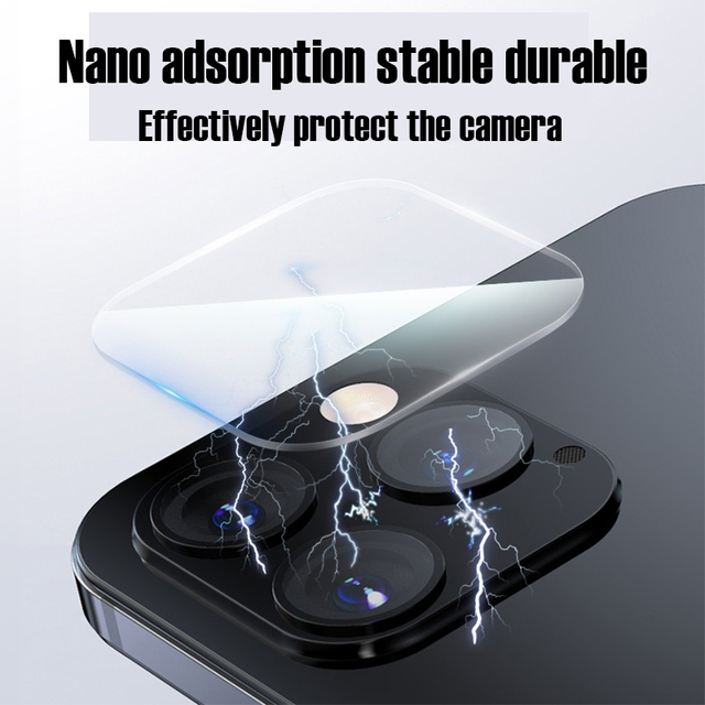 Hydrogel Film Phone Screen Protector For iPhone 11 Pro Max X XR XS Max 6 6s 7 8 Plus 12 Mini SE 2020 Camera Lens Tempered Glass 6
