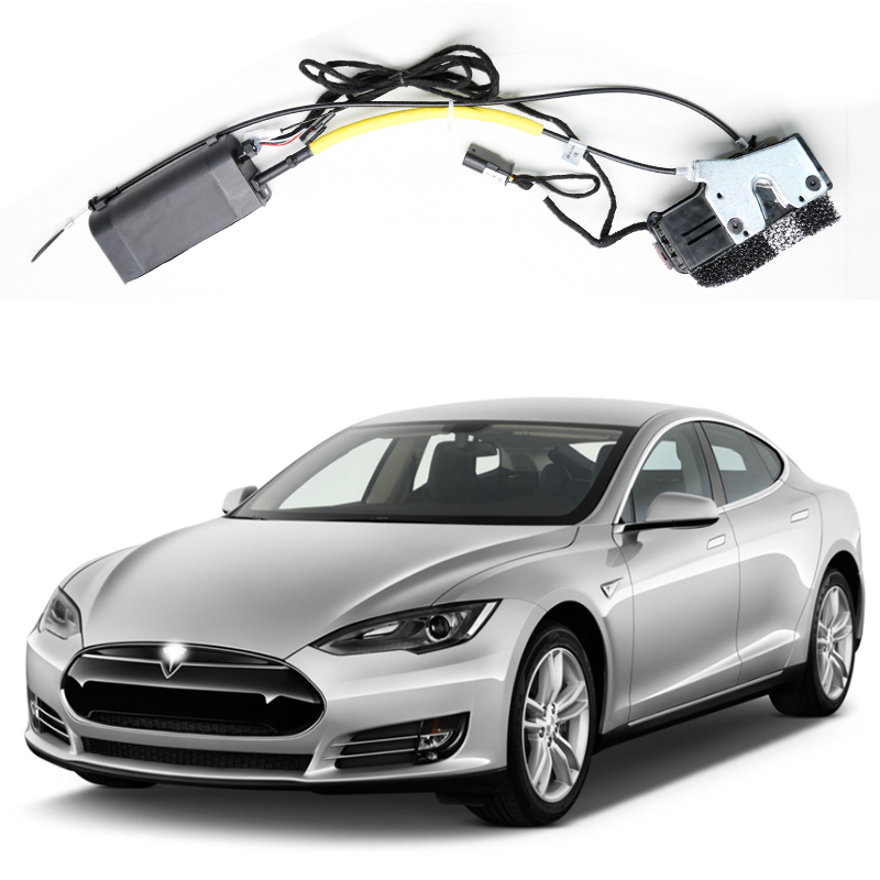 For Tesla Model S For Model X For Model 3 Electric Suction Door Automobile Refitted Automatic Locks Car Accessories Intelligence