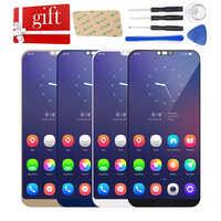 LCD pour Huawei Honor 10 COL-L29 LCD écran tactile numériseur assemblée pour Huawei Honor 10 LCD affichage empreinte digitale