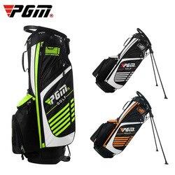 Pgm Tragbare Golf Stand Bag Golf Taschen Männer Frauen Wasserdichte Golf Club Set Tasche Mit Stand 14 Steckdosen Outdoor Sport abdeckung Paket