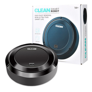 Image 1 - Creative Automatic  Sweeping robot vacuum cleaner USB charging cordless vaccum clean vacum cleaner wireless robot vaccum robots