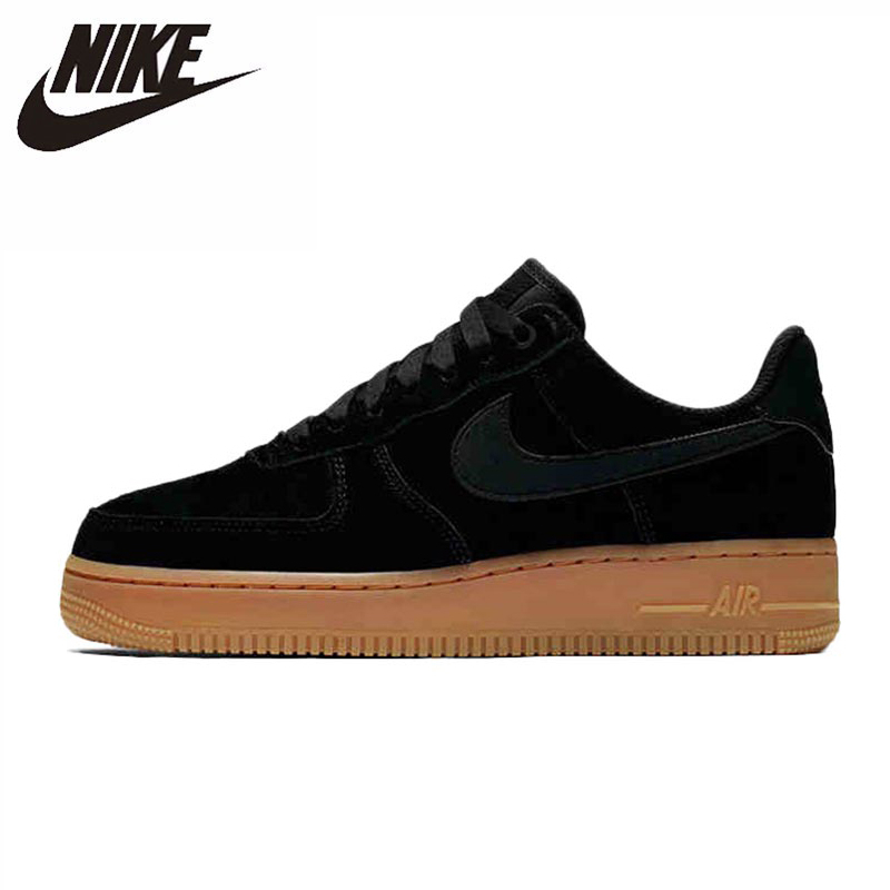 Nike Shoes Kids Outdoor-Sneakers Air-Force Sports Breathable Men Running New-Arrival