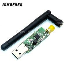 Senza fili Zigbee CC2531 CC2540 Sniffer Bare Board Pacchetto Analizzatore di Protocollo Modulo di Interfaccia USB Dongle di Acquisizione Pacchetto Modulo