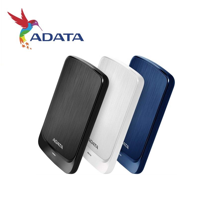 Adata hv320 hdd externo 1tb/2tb/4tb usb3.0