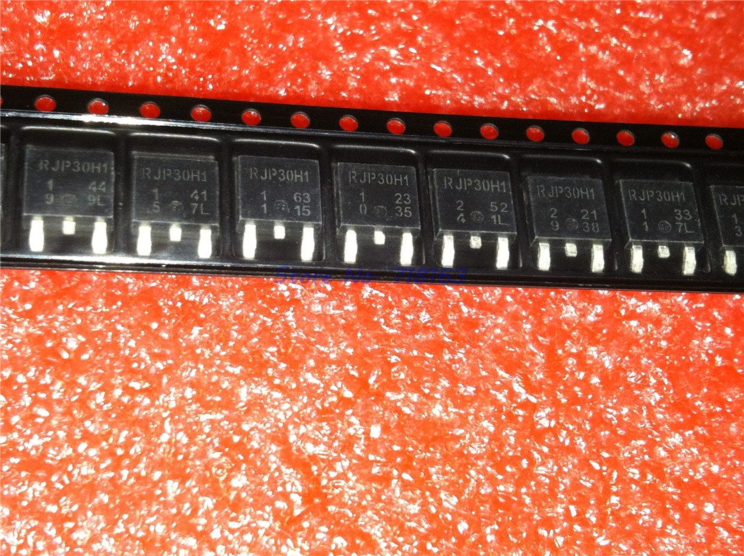 100pcs/lot RJP30H1 TO-252 30H1 TO252 RJP30H1DPD In Stock