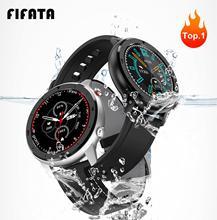 FIFATA Smart Watch Men Women DT78 Heart Rate Monitor Blood Pressure Oxygen Bracelet PK Huawei GT 2 PK Amazfit GTR Smartwatch