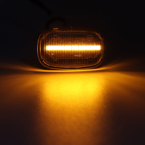 Image 5 - 2Pcs LED Dynamic Blinker Turn Signal Lights Side Marker Indicator Lamp For Toyota Corolla Camry Avensis Celica RAV4
