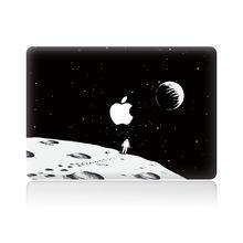 """Одинокая астронавт наклейка из ПВХ для macbook air pro 12 """"13"""""""
