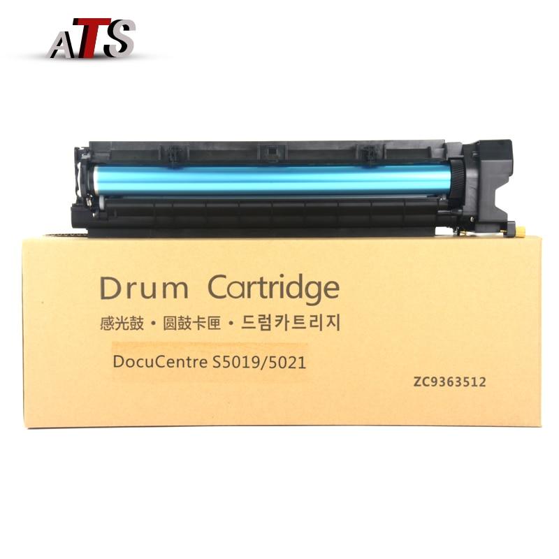 CMYK Color Drum Unit Toner Cartridge For Xerox DocuCentre DC 5019 5021 Compatible DC5019 DC5021 Copier Spare Parts