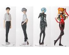 2020 chegada nova original asuka langley soryu/ayanami rei/ikari shinji/nagisa kaworu action figure coleção modelo brinquedos