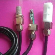 цена на Sht10/sht20/sht30 air relative humidity dedicated sensor for threaded thermocouple digital temperature humidity sensor