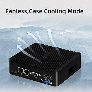 Image 5 - YCSD Fanless Mini PC Dual LAN Celeron N2810 J1900 Mini Computer 2*Gigabit LAN Windows 7 10 WIFI HDMI USB Desktop Micro Htpc Nuc