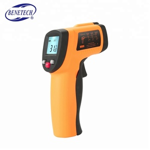 Image 4 - Digital Laser Infrared Thermometer, Non Contact Temperature Gun Instant Read for Kitchen Cooking BBQ Automotive and Industrial