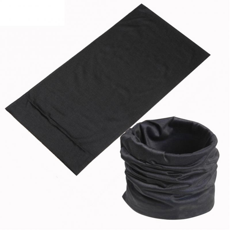 Men Women's Turban Magic Scarf Outdoor Sports Bicycle Riding Headband Warmer  Head Face Mask Neck Gaiter Bike Bandana unisex