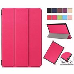 PU Cuir Fundas étui pour Huawei MediaPad T5 AGS2-W09/L09/L03/W19 10.1 Tablette Housse Pour Huawei T5 10 Capa Ultra-Mince Étui